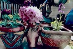 Mercury-vases