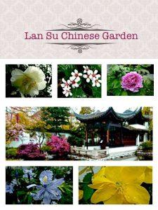 Lan Su Garden Poster